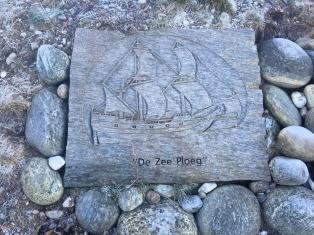 Minnesmerke over De Zee Ploeg