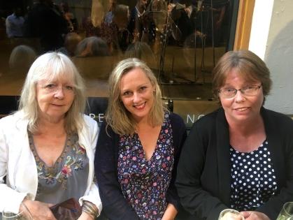 Merete Lien, May Lis Ruus, Monika N. Yndestad (Foto: Oda Skard)