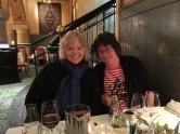 Lunsj med Jeanette Semb og Monika N Yndestad