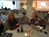 May Lis Ruus og Hedda Kise